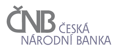 Cseh Nemzeti Bank engedély